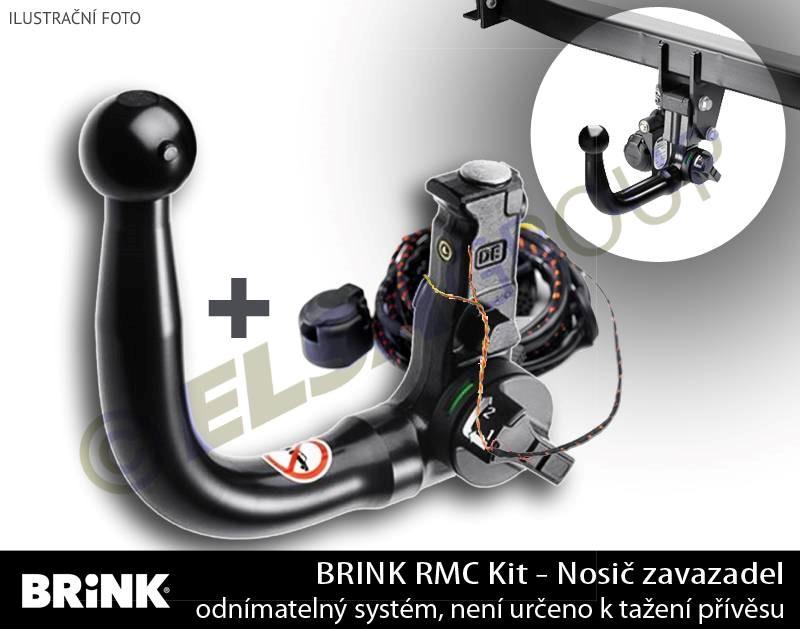 Zařízení pro nosiče kol BRINK RMC BMU