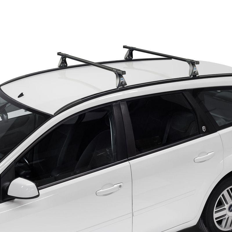 Střešní nosič Škoda Octavia 2 sedan, CRUZ Optima