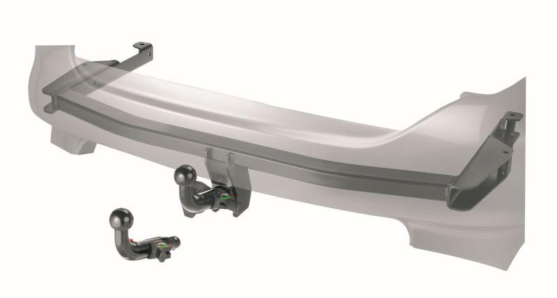 Tažné zařízení Fiat Talento / Opel Vivaro / Renault Trafic, skříň, horizont