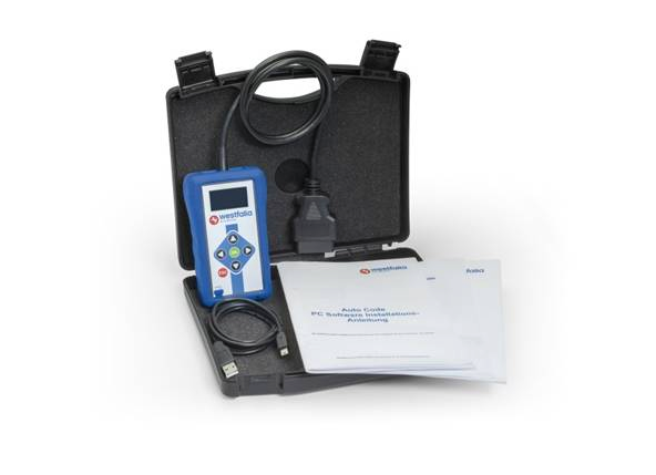 Kódování řídící jednotky a testery