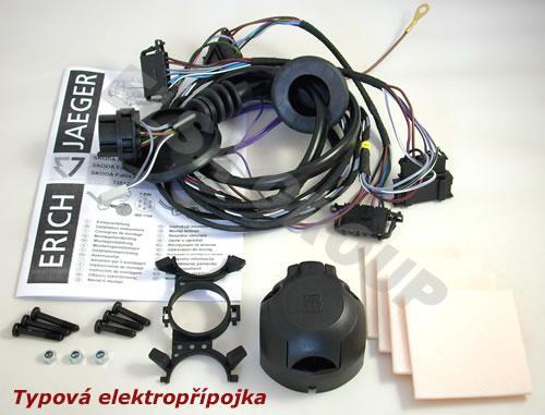 Elektropřípojka Seat Mii / Škoda Citigo / VW Up! 11- 13pin