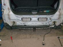 Tažné zařízení Nissan Note, pevný čep, 2006 - 2013