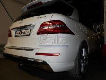 Tažné zařízení Mercedes Benz M (ML) 2011-2015 (W166) , bajonet, Galia
