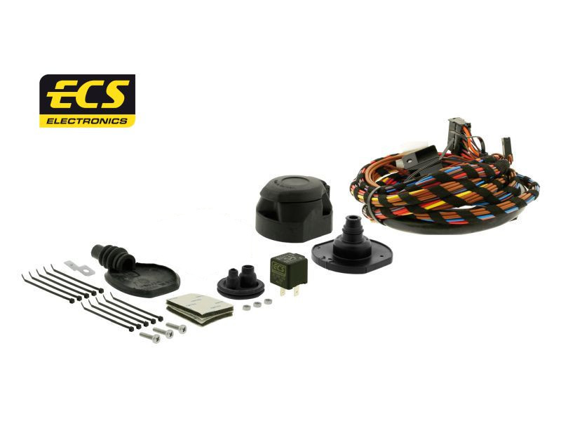 Elektropřípojka Nissan/Opel/Renault NV 400/MOVANO B/MASTER III skříň 7pin, ECS