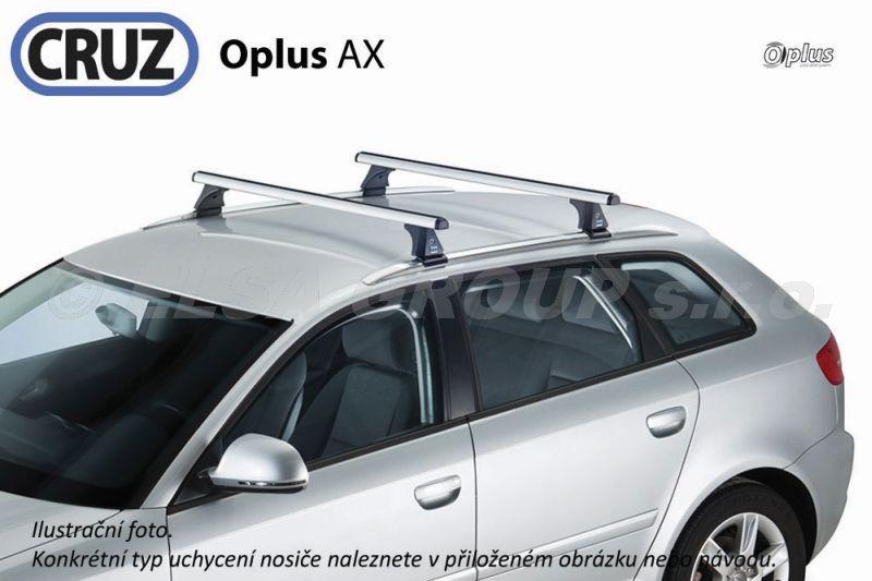 Střešní nosič Audi A6 Avant (C7; integrované podélníky), CRUZ ALU