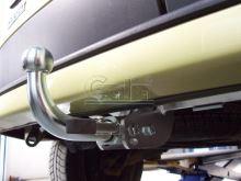 Tažné zařízení Renault Kangoo, ne 4x4, 1997 - 2008