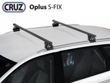Střešní nosič Mercedes GLA 20-, CRUZ S-Fix