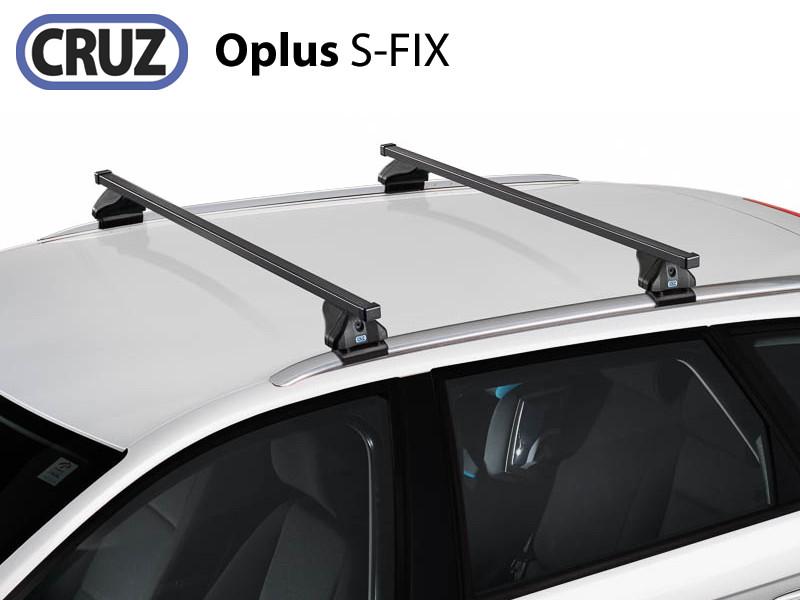 Střešní nosič Hyundai Tucson 5dv.15-, CRUZ S-Fix
