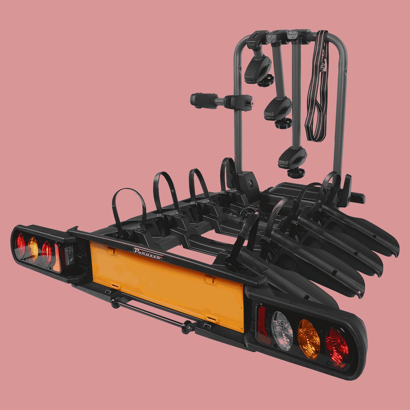 Nosič kol Peruzzo Pure Instinct 4 - 4 kola, na tažné zařízení