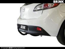 Tažné zařízení Mazda 3 HB, 2009 - 2013
