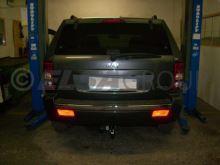 Tažné zařízení Jeep Grand Cherokee / Commander, 2005 - 2011