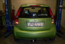 Tažné zařízení Opel Agila / Suzuki Splash, od 2008