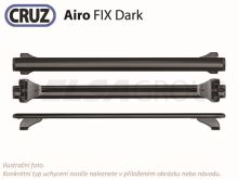 Střešní nosič Opel Astra Caravan 04-07 (integrované podélníky), CRUZ Airo FIX Dark