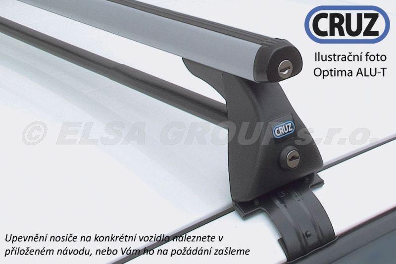 Střešní nosič Nissan Almera 3/4/5dv., CRUZ ALU