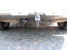 Tažné zařízení Mercedes Benz M (ML) 2011- (W166) , odnímatelný BMA, BRINK