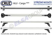 Střešní nosič Jumpy/SpaceTourer/Expert/Traveller/ProAce (16->), CRUZ ALU Cargo