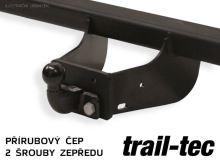 Tažné zařízení Ford Transit valník 2000-2014, příruba 2š, Trail-Tec