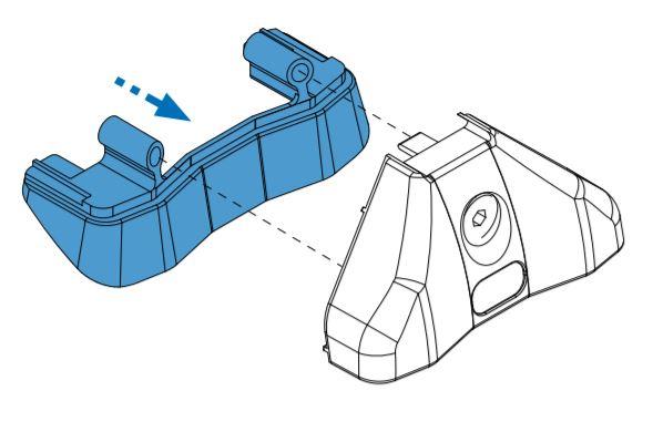 Kit Optiplus Rail adaptér