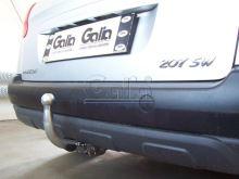Tažné zařízení Peugeot 207 SW kombi, od 2007