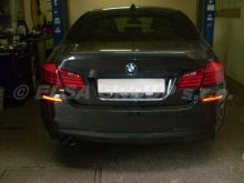 Tažné zařízení BMW 5 6