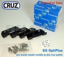 Kit Optiplus Rail Volvo XC90 15- (s integrovanými podélníky)
