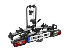 Nosič kol Eufab Premium II Plus - 2 kola, na tažné zařízení