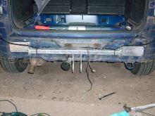 Tažné zařízení Opel Meriva