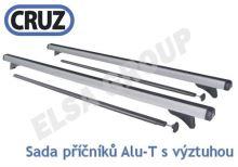 Střešní nosič Daewoo Lanos HB 3/5 dv., CRUZ ALU