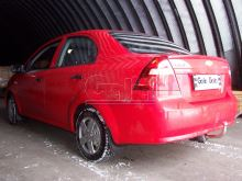 Tažné zařízení Daewoo Kalos (-06) / Chevrolet Aveo, 2002 - 2011