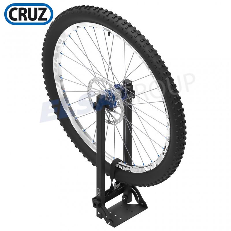 Střešní nosič předního kola, CRUZ