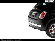 Tažné zařízení Fiat 500, od 2007