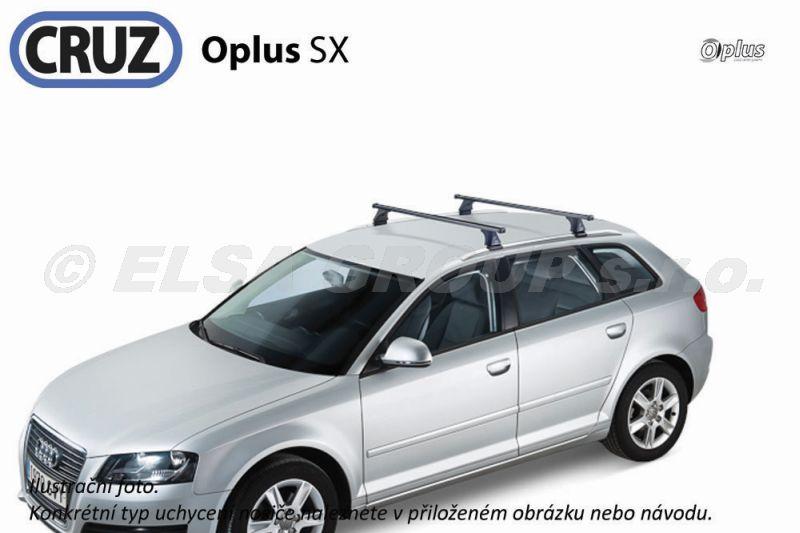Střešní nosič Suzuki SX4 S-Cross (integrované podélníky), CRUZ