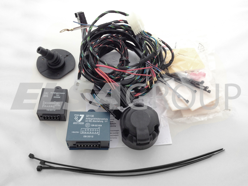 Elektropřípojka Hyundai i10 / i20 13pin