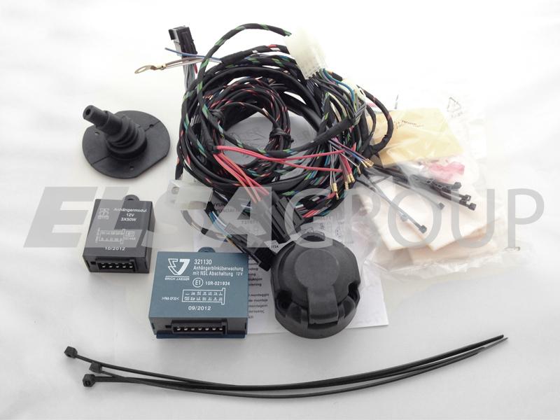 Typová elektroinštalácia Hyundai i10 2013- , 13pin, erich jaeger