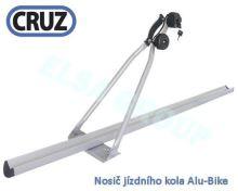 Držák kol CRUZ Alu-Bike, Double Knob System, uzamykatelný