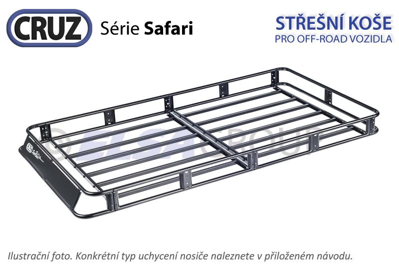 Strešný koš suzuki jimny 3d (III -kovová strecha), cruz safari