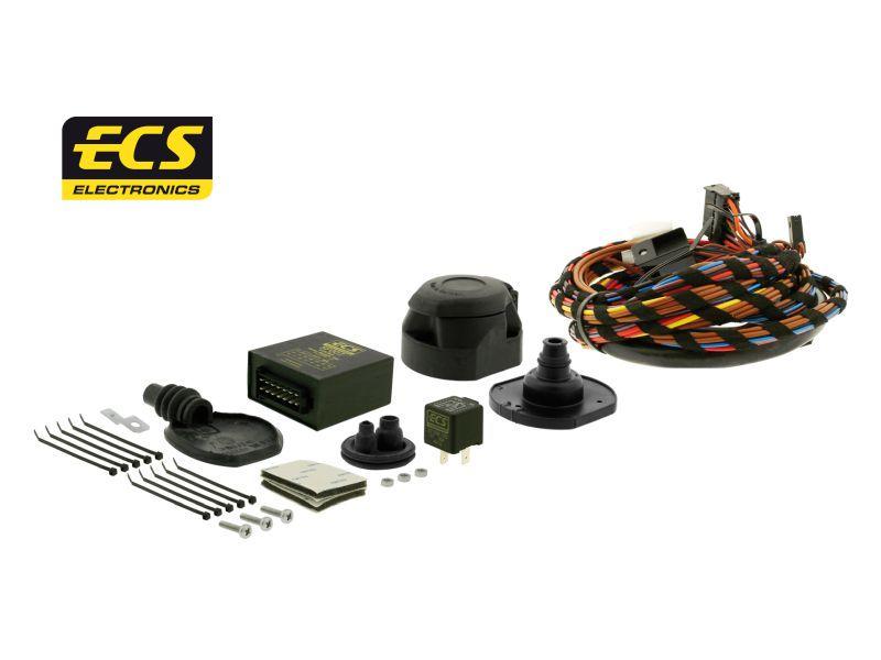 Typová elektropřípojka Citroen Jumper skříň 2011/02-, 7pin, ECS