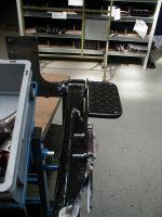 Stupačka na tažné zařízení MB Sprinter / VW LT skříň 03/2006-