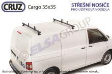 Střešní nosič CRUZ Cargo 35x35 2t2