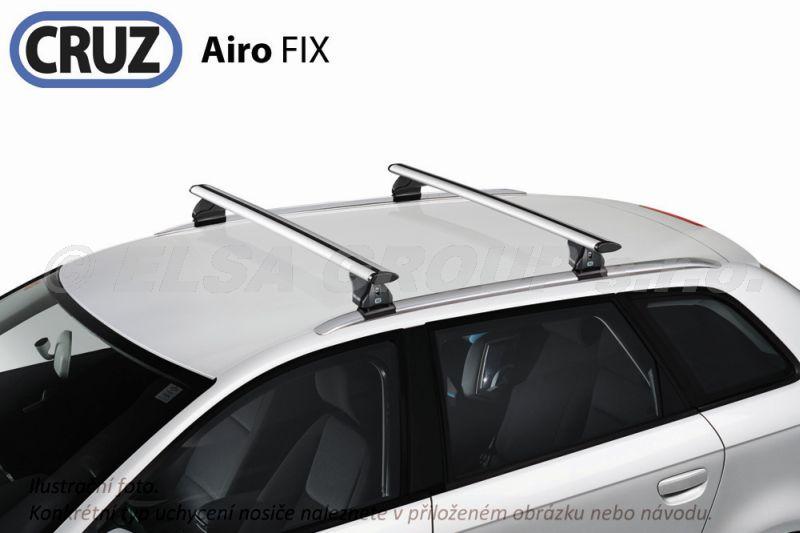 Střešní nosič Opel Zafira 5dv. MPV (B, integrované podélníky), CRUZ Airo FIX