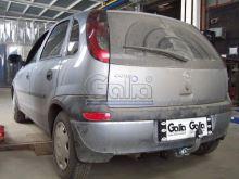 Tažné zařízení Opel Corsa C, 2000 - 2006