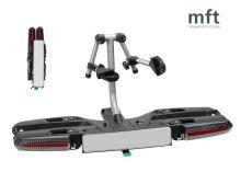 Nosič kol MFT compact 2e+1 - 2 kola, na tažné zařízení