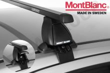 Střešní nosič Ford Mondeo sedan 4/5dv.