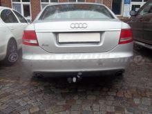 Tažné zařízení Audi A6 sedan+kombi, ocelové pružiny, 2004 - 2011