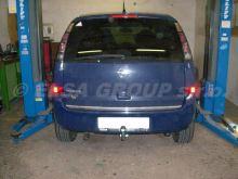 Tažné zařízení Opel Meriva 2