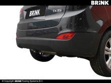 Tažné zařízení Hyundai iX35 / Kia Sportage, od 2010