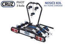 Nosič kol Cruz Pivot - 3 kola, na tažné zařízení