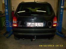 Tažné zařízení Opel Zafira, 1999 - 2005