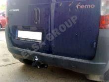 Tažné zařízení Citroen Nemo/Fiat Fiorino+Qubo/Peugeot Bipper, od 2008