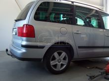 Tažné zařízení Ford Galaxy / Seat Alhambra / VW Sharan, 2000 - 2010